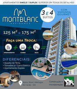 apartamento a venda em Rio Verde Goiás