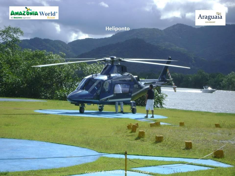 Amazônia World Resort – Parque Temático – Complexo Turístico