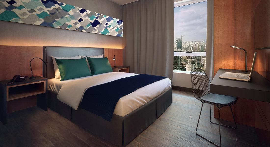 Soft Inn – São Paulo Business Hotel