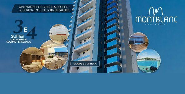 Apartamentos à venda em Rio Verde Goiás 2019 MontBlanc Residence olx